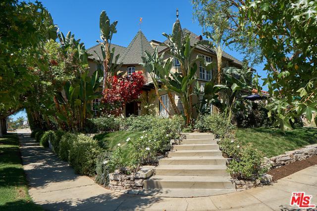 1339 S Orange Drive, Los Angeles (City), CA 90019 (MLS #18389034) :: The John Jay Group - Bennion Deville Homes