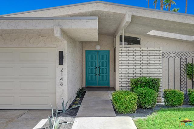 2148 S La Paz Way, Palm Springs, CA 92264 (MLS #18389068PS) :: Brad Schmett Real Estate Group