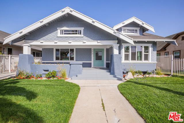 4274 Denker Avenue, Los Angeles (City), CA 90062 (MLS #18389146) :: Team Wasserman