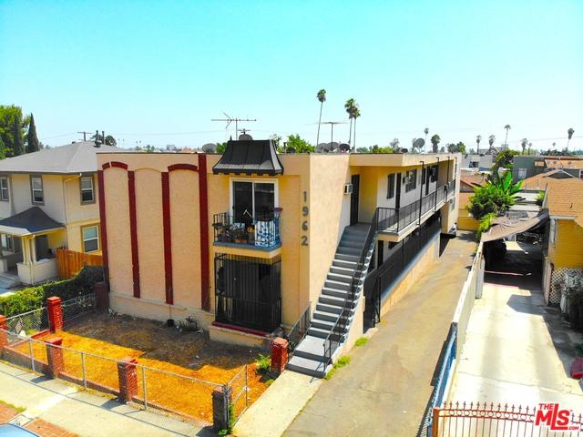 1962 W 22nd Street, Los Angeles (City), CA 90018 (MLS #18389162) :: The John Jay Group - Bennion Deville Homes