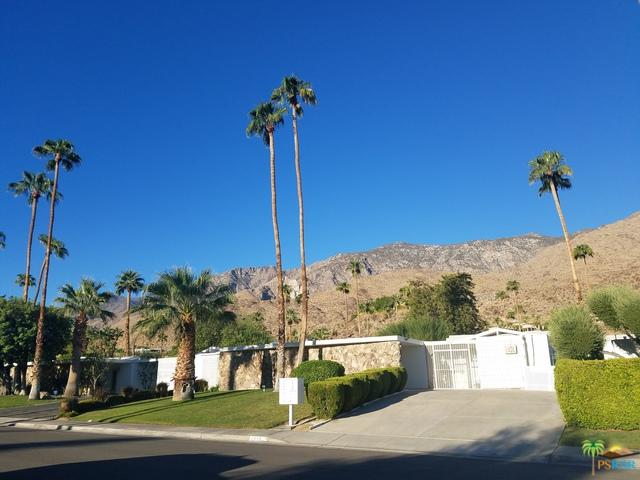 2333 S Sierra Madre, Palm Springs, CA 92264 (MLS #18389318PS) :: Brad Schmett Real Estate Group