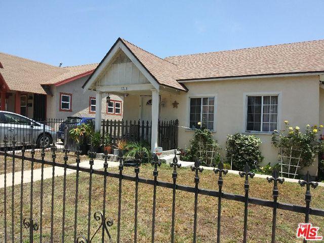 1218 N Park Avenue, Inglewood, CA 90302 (MLS #18389490) :: The John Jay Group - Bennion Deville Homes