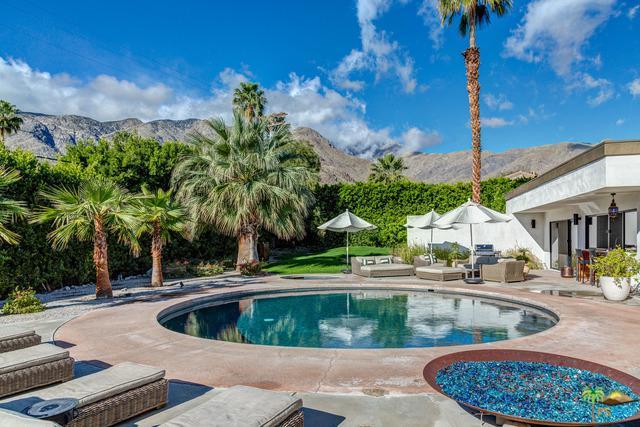 485 W Santa Elena Road, Palm Springs, CA 92262 (MLS #18389720PS) :: The John Jay Group - Bennion Deville Homes