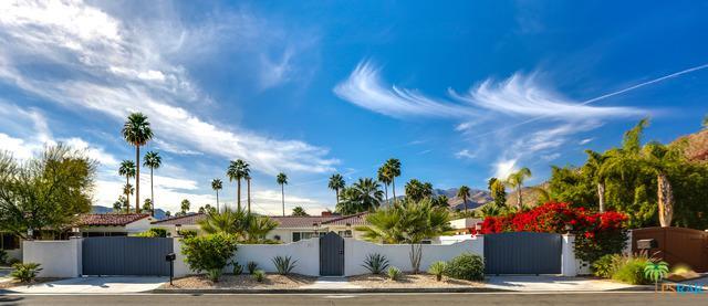 185 E Palo Verde Avenue, Palm Springs, CA 92264 (MLS #18390262PS) :: Deirdre Coit and Associates
