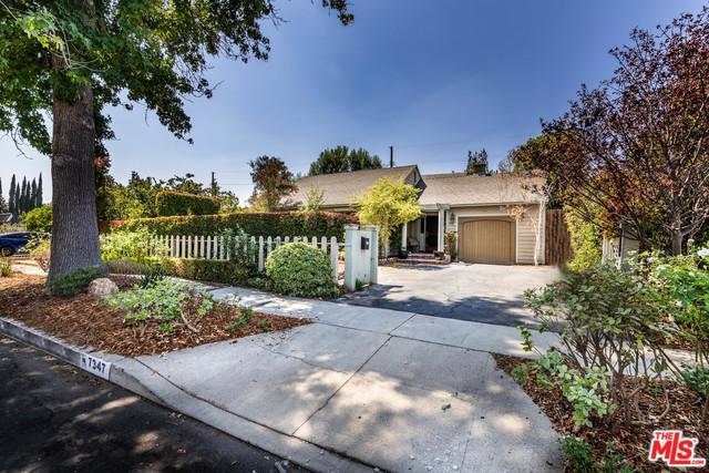 7347 Oak Park Avenue, Lake Balboa, CA 91406 (MLS #18390288) :: Hacienda Group Inc