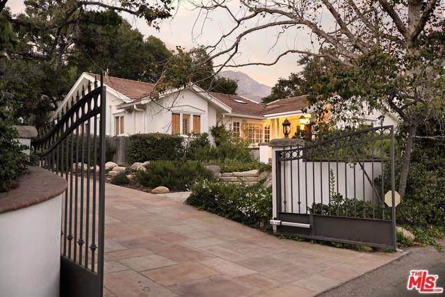 2230 Camino Del Rosario, Santa Barbara, CA 93108 (MLS #18390364) :: Hacienda Group Inc