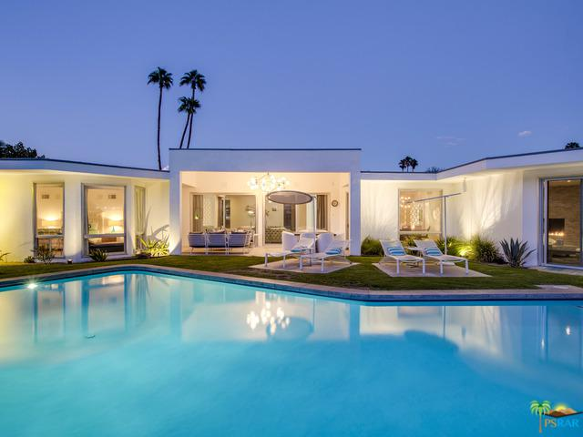 2495 S Yosemite Drive, Palm Springs, CA 92264 (MLS #18390684PS) :: Brad Schmett Real Estate Group