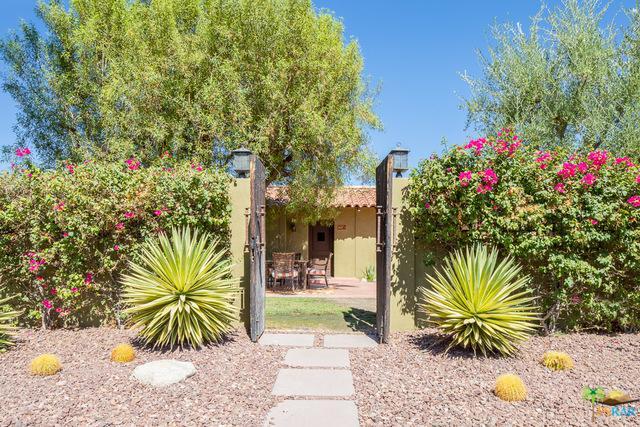 206 E Morongo Road, Palm Springs, CA 92264 (MLS #18390906PS) :: Deirdre Coit and Associates