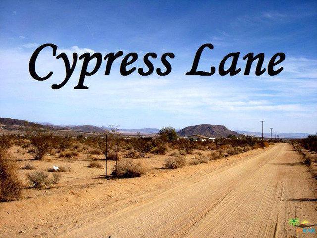 0 Cypress Lane, Landers, CA 92285 (MLS #18390908PS) :: Team Wasserman