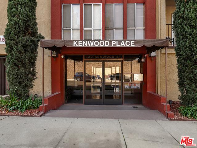 620 N Kenwood Street #313, Glendale, CA 91206 (MLS #18390938) :: Deirdre Coit and Associates