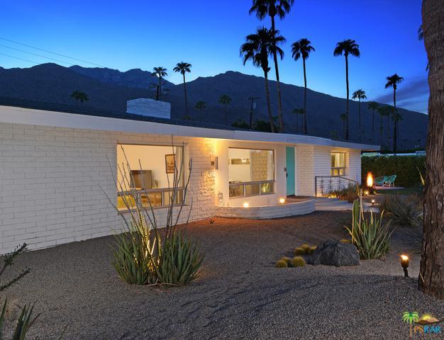 2033 S Joshua Tree Place, Palm Springs, CA 92264 (MLS #18391058PS) :: Brad Schmett Real Estate Group