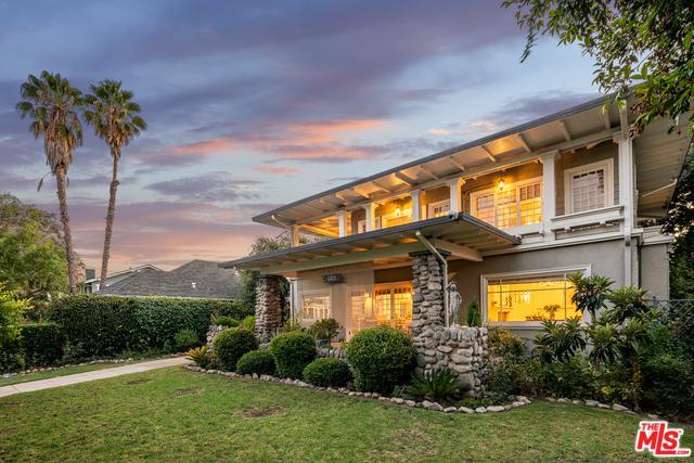 683 S Los Robles Avenue, Pasadena, CA 91106 (MLS #18391146) :: Deirdre Coit and Associates