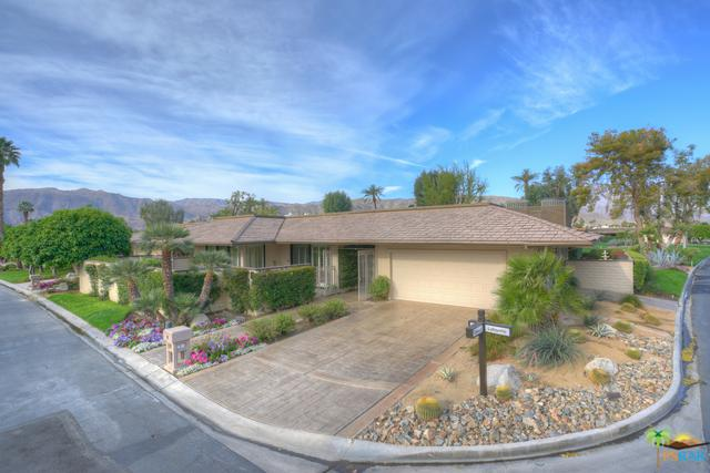 1 Lafayette Drive, Rancho Mirage, CA 92270 (MLS #18391230PS) :: Deirdre Coit and Associates
