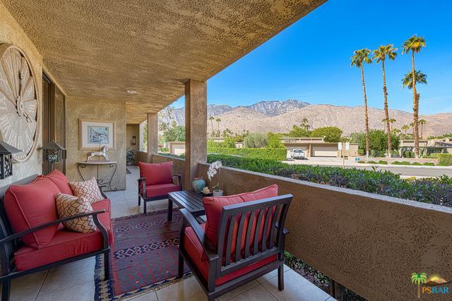 1660 S La Reina Way 1D, Palm Springs, CA 92264 (MLS #18391736PS) :: Hacienda Group Inc