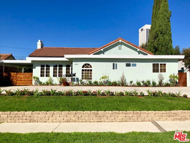 823 S Sierra Bonita Avenue, Los Angeles (City), CA 90036 (MLS #18391870) :: Deirdre Coit and Associates