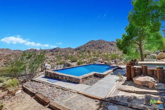 62601 Overhill Road, Joshua Tree, CA 92252 (MLS #18391926PS) :: Brad Schmett Real Estate Group