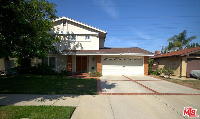 6317 Geyser Avenue, Tarzana, CA 91335 (MLS #18392122) :: Hacienda Group Inc