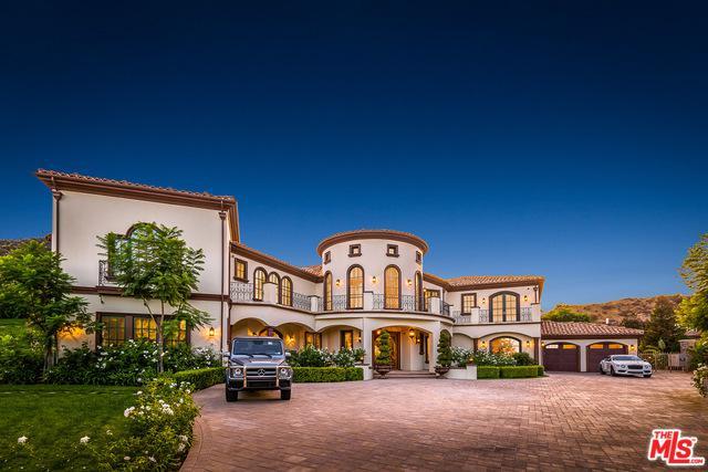 29482 Malibu View Court, Agoura Hills, CA 91301 (MLS #18392376) :: Deirdre Coit and Associates