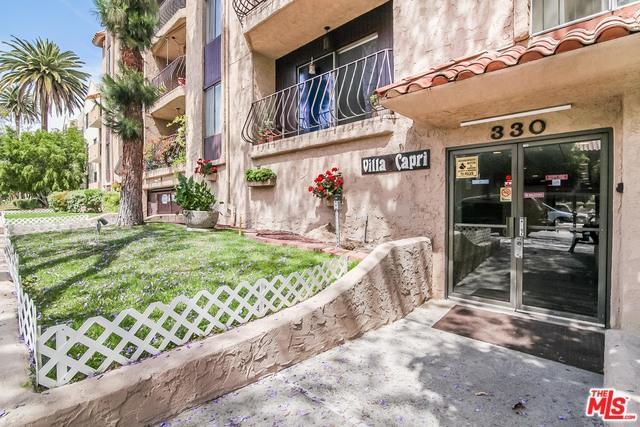 330 N Jackson Street #310, Glendale, CA 91206 (MLS #18392512) :: Deirdre Coit and Associates