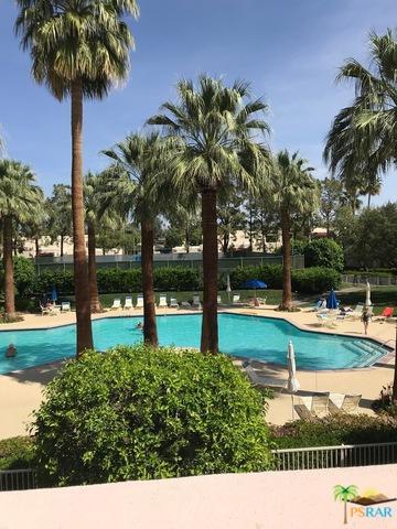 500 E Amado Road #416, Palm Springs, CA 92262 (MLS #18392522PS) :: Deirdre Coit and Associates