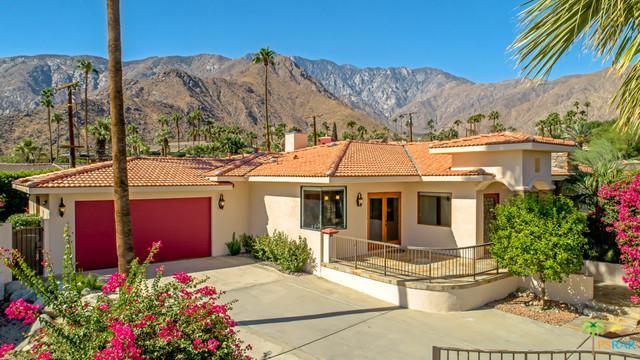 965 W Via Olivera, Palm Springs, CA 92262 (MLS #18392702PS) :: Brad Schmett Real Estate Group