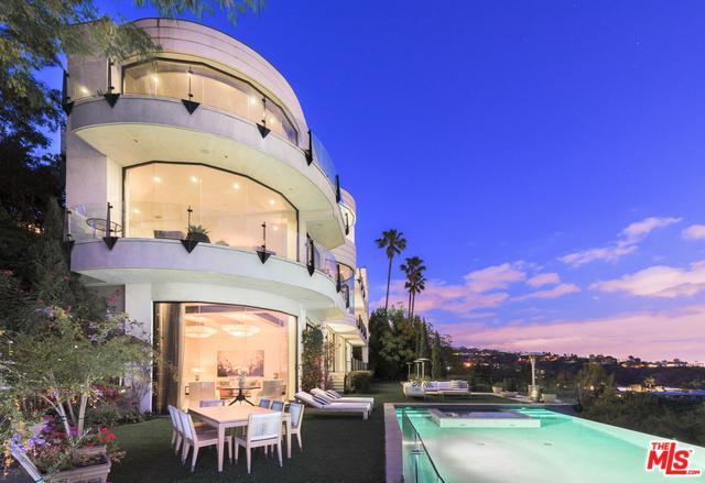 9374 Beverly Crest Drive, Beverly Hills, CA 90210 (MLS #18392928) :: Team Wasserman