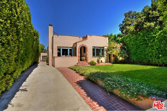 11141 Sarah Street, Toluca Lake, CA 91602 (MLS #18393278) :: Hacienda Group Inc