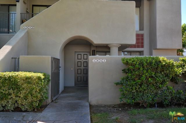 1150 E Amado Road 18A1, Palm Springs, CA 92262 (MLS #18393410PS) :: Hacienda Group Inc