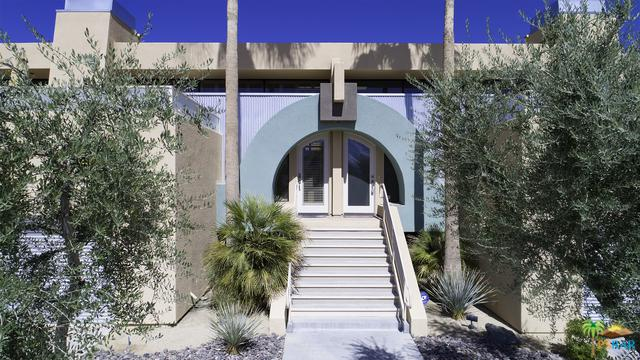 100 E Stevens Road #508, Palm Springs, CA 92262 (MLS #18393452PS) :: Hacienda Group Inc