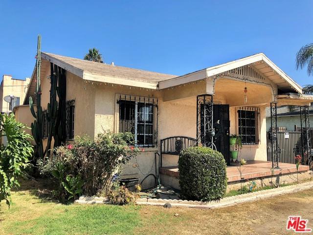 1437 W Gage Avenue, Los Angeles (City), CA 90047 (MLS #18393464) :: Hacienda Group Inc