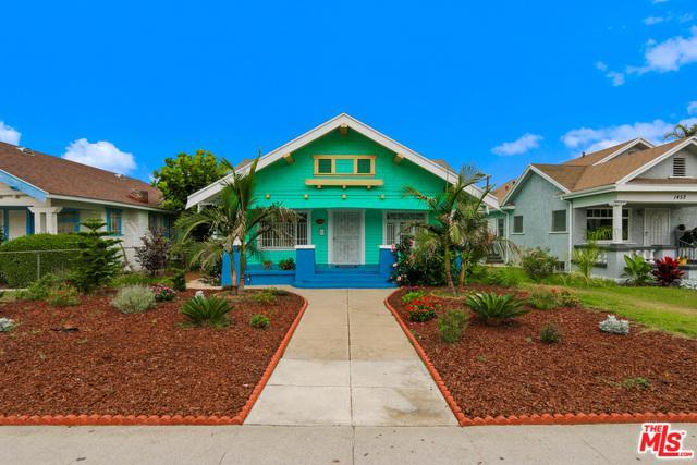 1448 W Vernon Avenue, Los Angeles (City), CA 90062 (MLS #18394064) :: Hacienda Group Inc