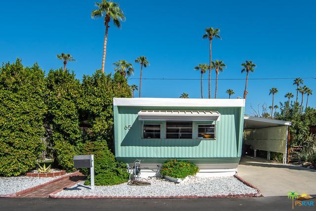 65 Nile Street, Palm Springs, CA 92264 (MLS #18394070PS) :: Hacienda Group Inc