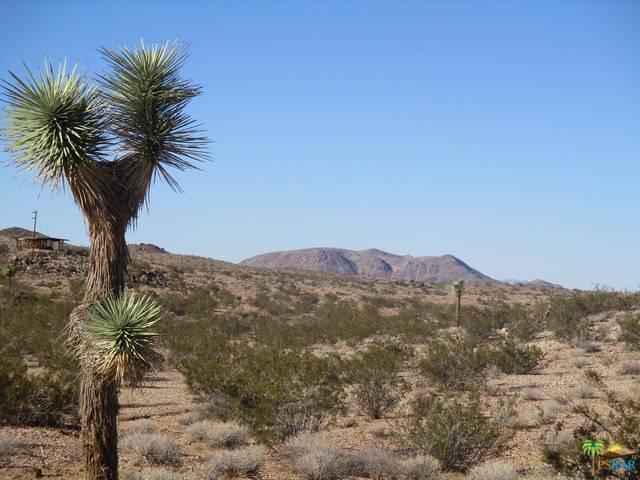 0 West Of Bowman Trail Apn 0631, Joshua Tree, CA 92252 (MLS #18394128PS) :: Brad Schmett Real Estate Group