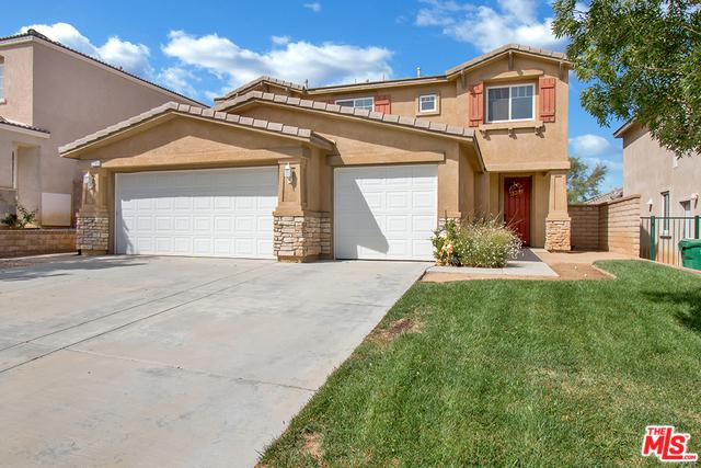 37619 Lemonwood Drive, Palmdale, CA 93551 (MLS #18394354) :: Team Wasserman