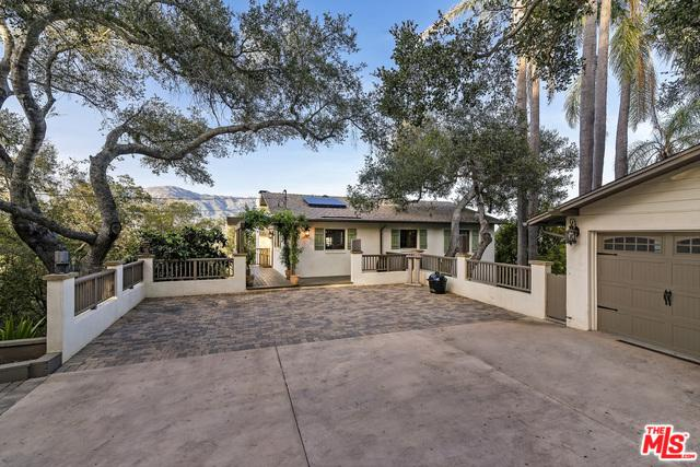 1150 Bel Air Drive, Santa Barbara, CA 93105 (MLS #18394634) :: Deirdre Coit and Associates