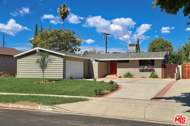 20243 Mobile Street, Winnetka, CA 91306 (MLS #18395100) :: Hacienda Group Inc