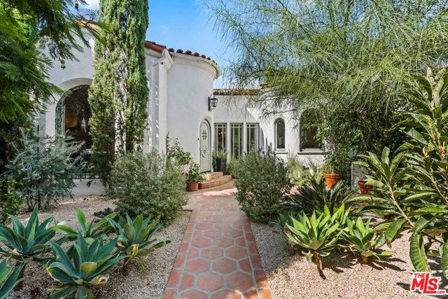 357 N Edinburgh Avenue, Los Angeles (City), CA 90048 (MLS #18395228) :: Deirdre Coit and Associates