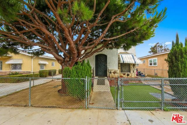 827 E 76th Place, Los Angeles (City), CA 90001 (MLS #18395280) :: Deirdre Coit and Associates