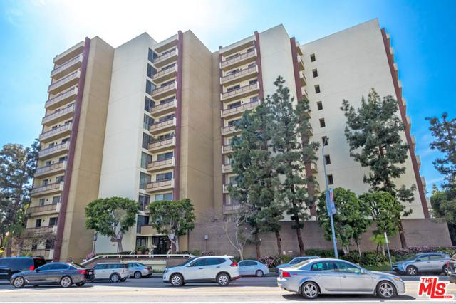 321 S San Vicente #802, Los Angeles (City), CA 90048 (MLS #18395284) :: Deirdre Coit and Associates