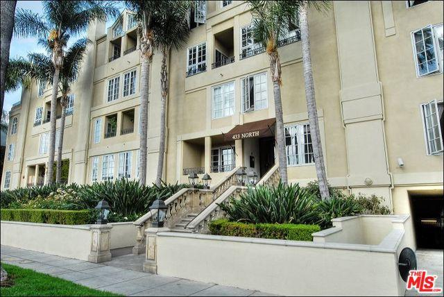 433 N Doheny Drive #307, Beverly Hills, CA 90210 (MLS #18395298) :: Deirdre Coit and Associates
