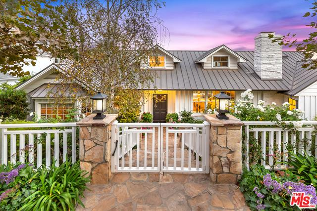 1644 Casale Road, Pacific Palisades, CA 90272 (MLS #18395378) :: Deirdre Coit and Associates