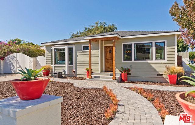 1351 Cedar Street, Santa Monica, CA 90405 (MLS #18395436) :: Hacienda Group Inc