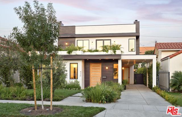 430 S Clark Drive, Beverly Hills, CA 90211 (MLS #18395492) :: The John Jay Group - Bennion Deville Homes