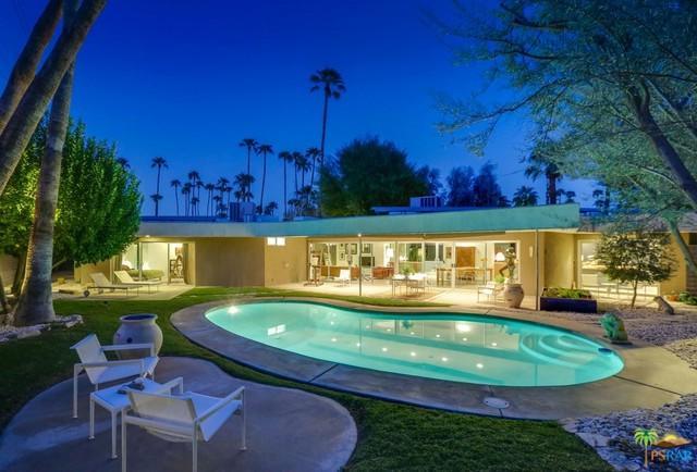 1515 S Manzanita Avenue, Palm Springs, CA 92264 (MLS #18395502PS) :: Brad Schmett Real Estate Group