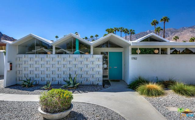1782 S Araby Drive, Palm Springs, CA 92264 (MLS #18395528PS) :: Brad Schmett Real Estate Group