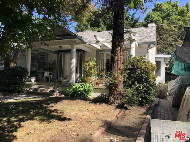 1428 N Ogden Drive, Los Angeles (City), CA 90046 (MLS #18395720) :: Hacienda Group Inc