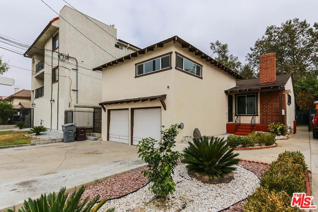 721 Raleigh Street #2, Glendale, CA 91205 (MLS #18395742) :: Deirdre Coit and Associates