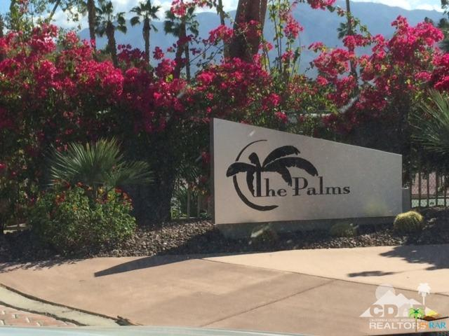 3155 E Ramon Road #105, Palm Springs, CA 92264 (MLS #18395760PS) :: The Jelmberg Team