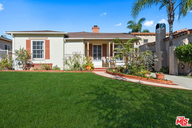 2246 Parnell Avenue, Los Angeles (City), CA 90064 (MLS #18395922) :: Hacienda Group Inc