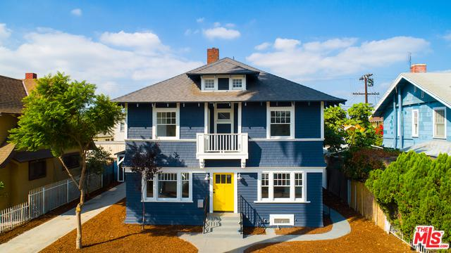 1645 S Cimarron Street, Los Angeles (City), CA 90019 (MLS #18395926) :: Hacienda Group Inc